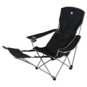 Bild für Campingstuhl 10T Quickfold Plus mit Fußablage