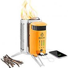 Bild für BioLite CampStove Camping-Kocher
