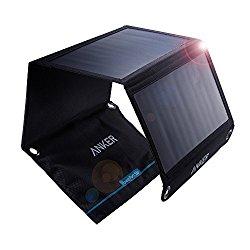Tragbares Solar-Ladegerät